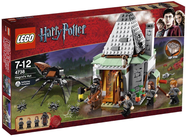 Lego harry potter la capanna di hagrid gioco www for Mobili harry potter