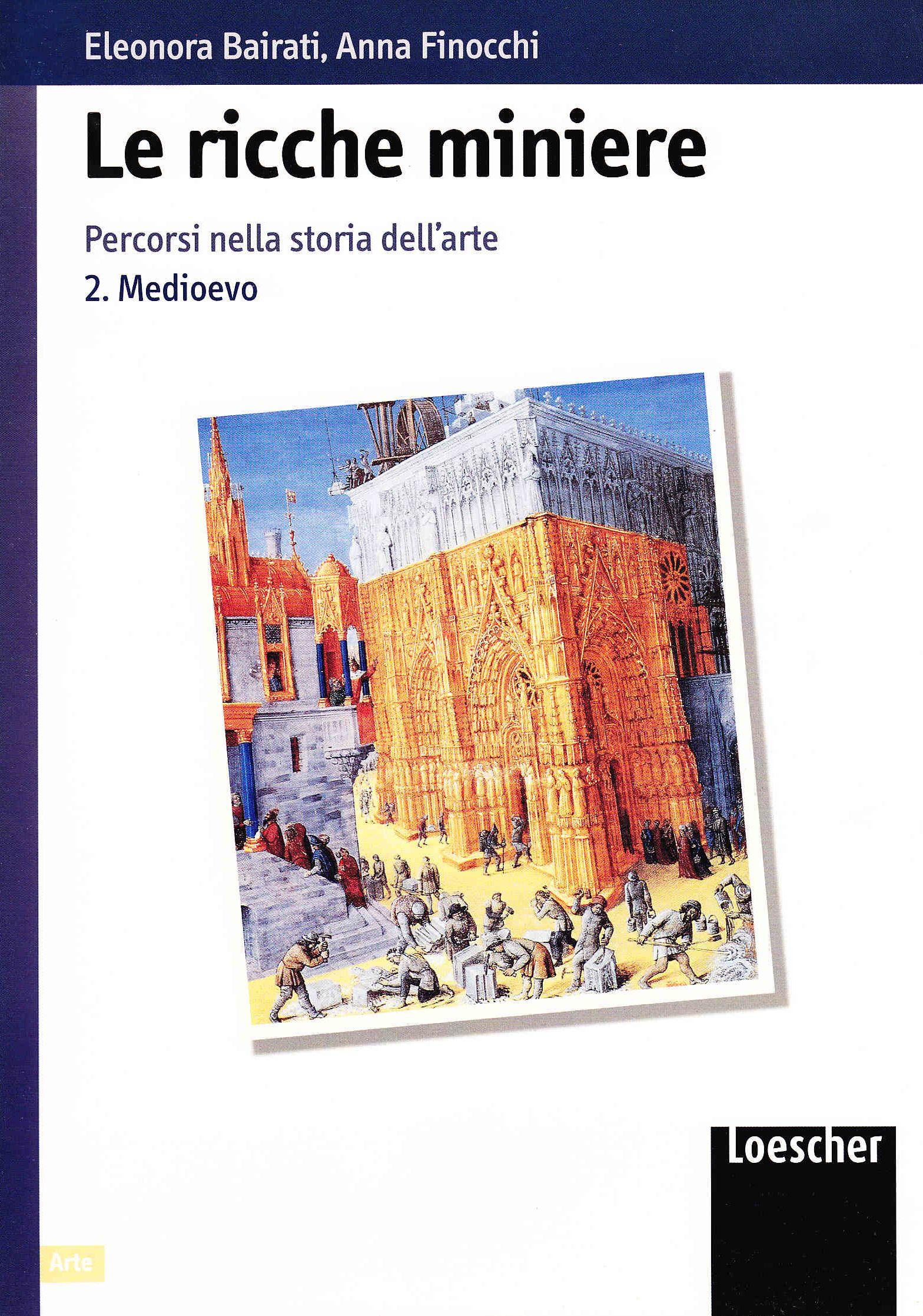 Le ricche miniere percorsi nella storia dell 39 arte 2 for Adorno storia dell arte