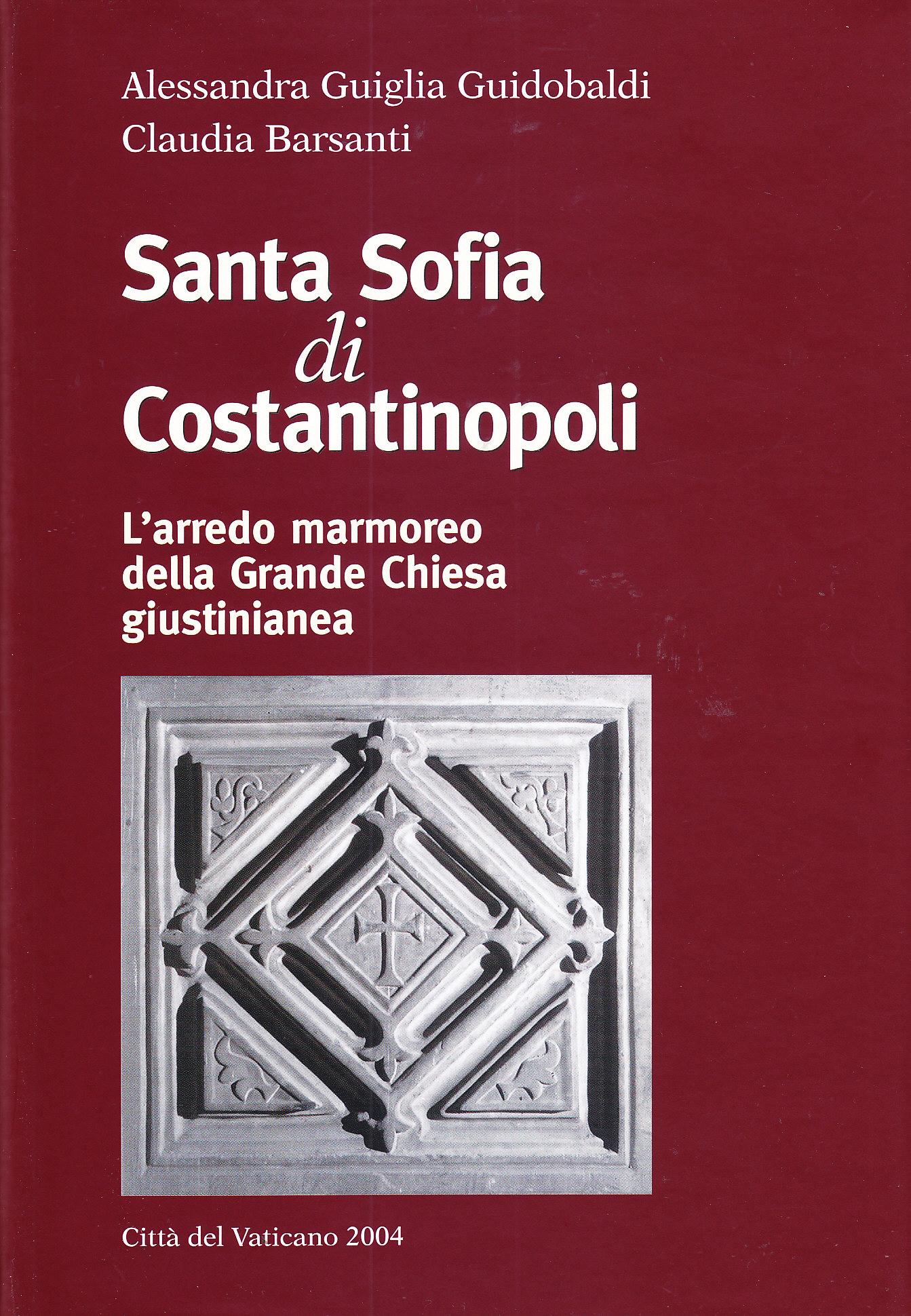 Santa sofia di costantinopoli l 39 arredo marmoreo della for Arredo chiesa
