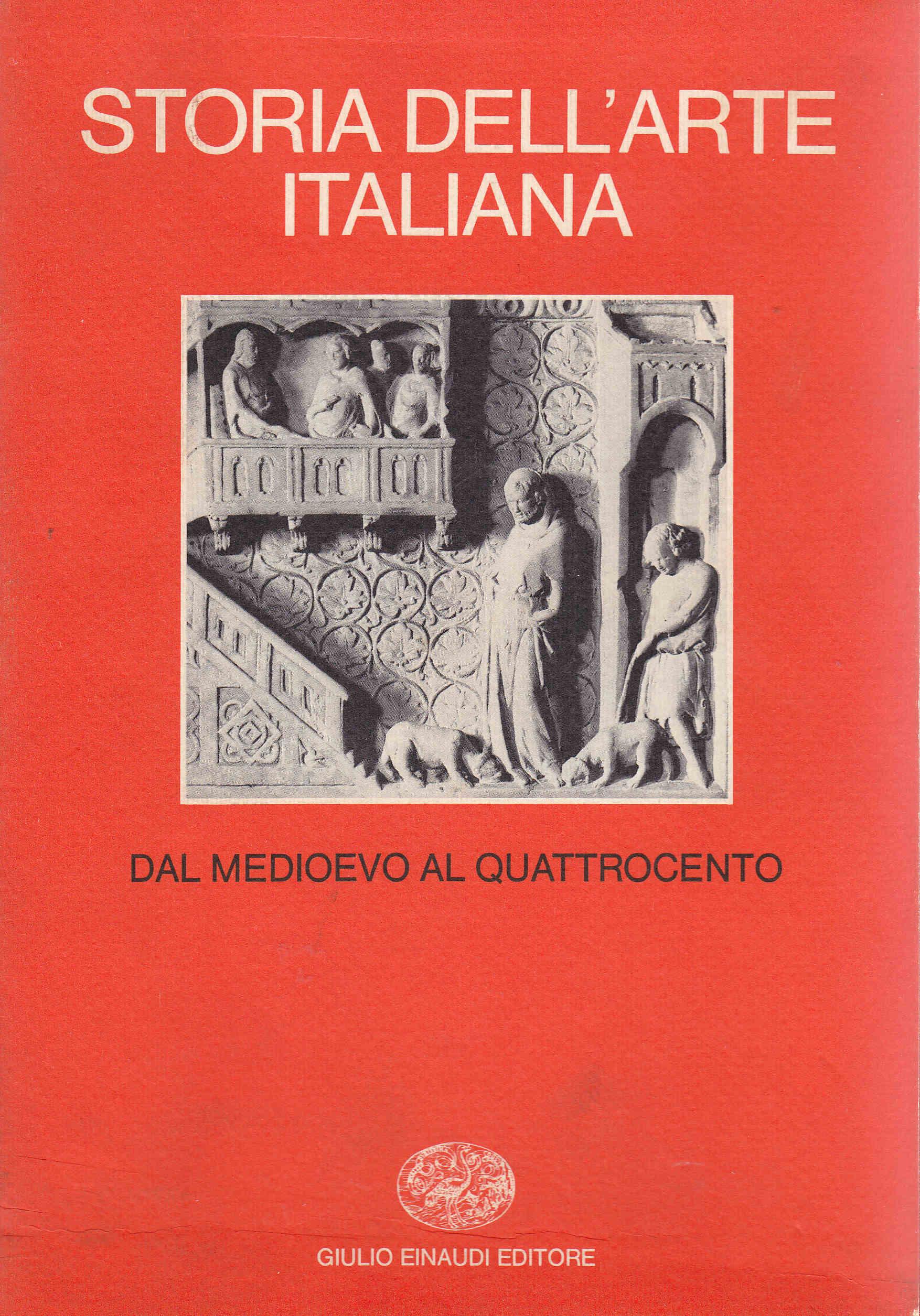 Storia dell 39 arte italiana parte seconda dal medioevo al for Adorno storia dell arte